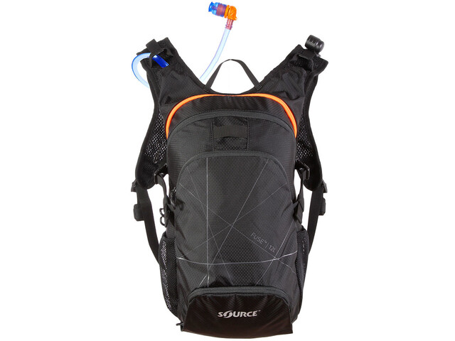 SOURCE Fuse Hydration Pack 3+9l black